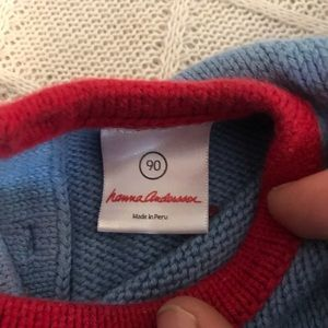 Hanna Andersson Dresses - HANNA ANDERSSON | Knit Dress size 90, or 3T